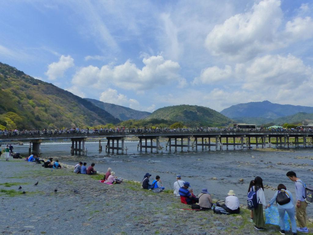 Arashiyama Pont Togetsu-kyo