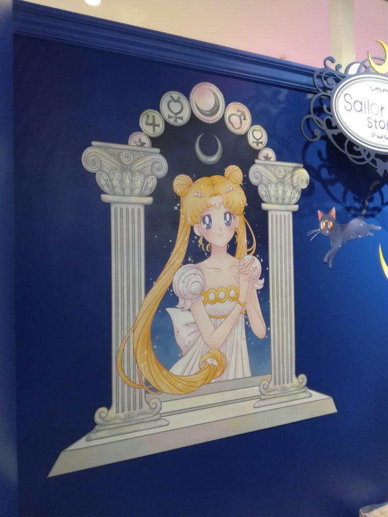 Sailor Moon harajuku