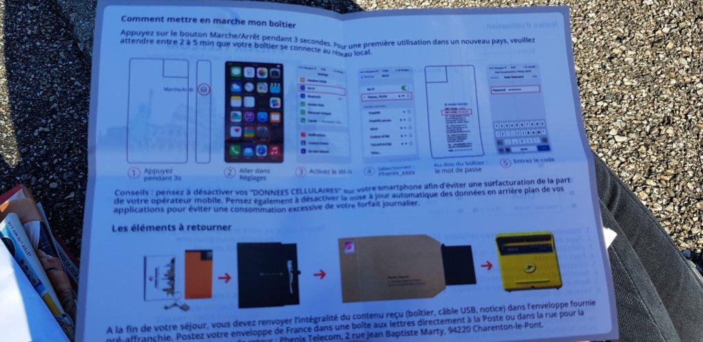 pocket wifi phenix telecom