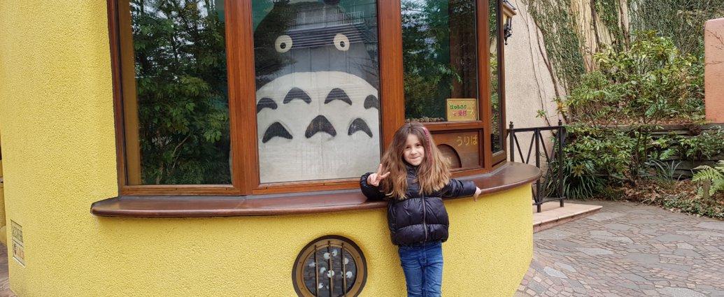 visite du musée ghibli à Mitaka