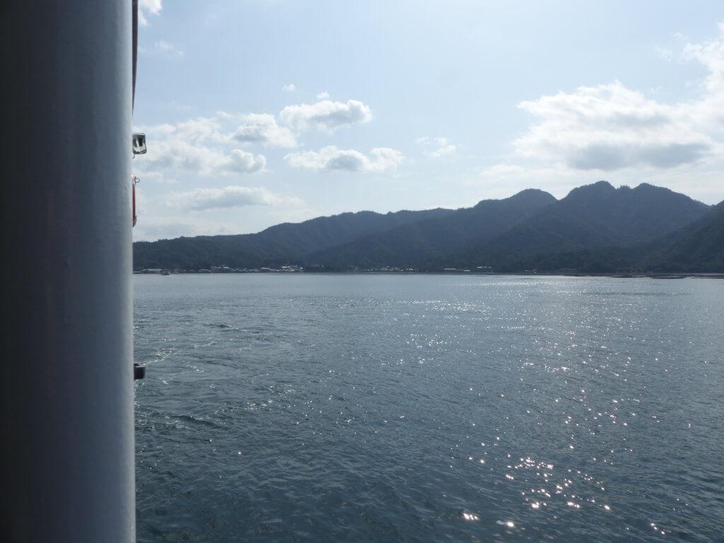 ferry miyajima