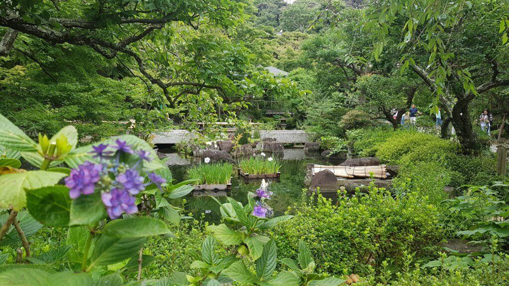 Itinéraire de voyage au Japon en été