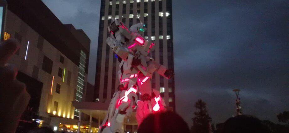 odaiba robot