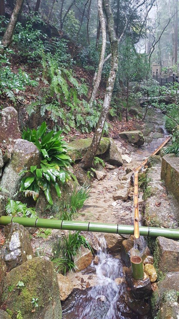 cascade de mitaki dera
