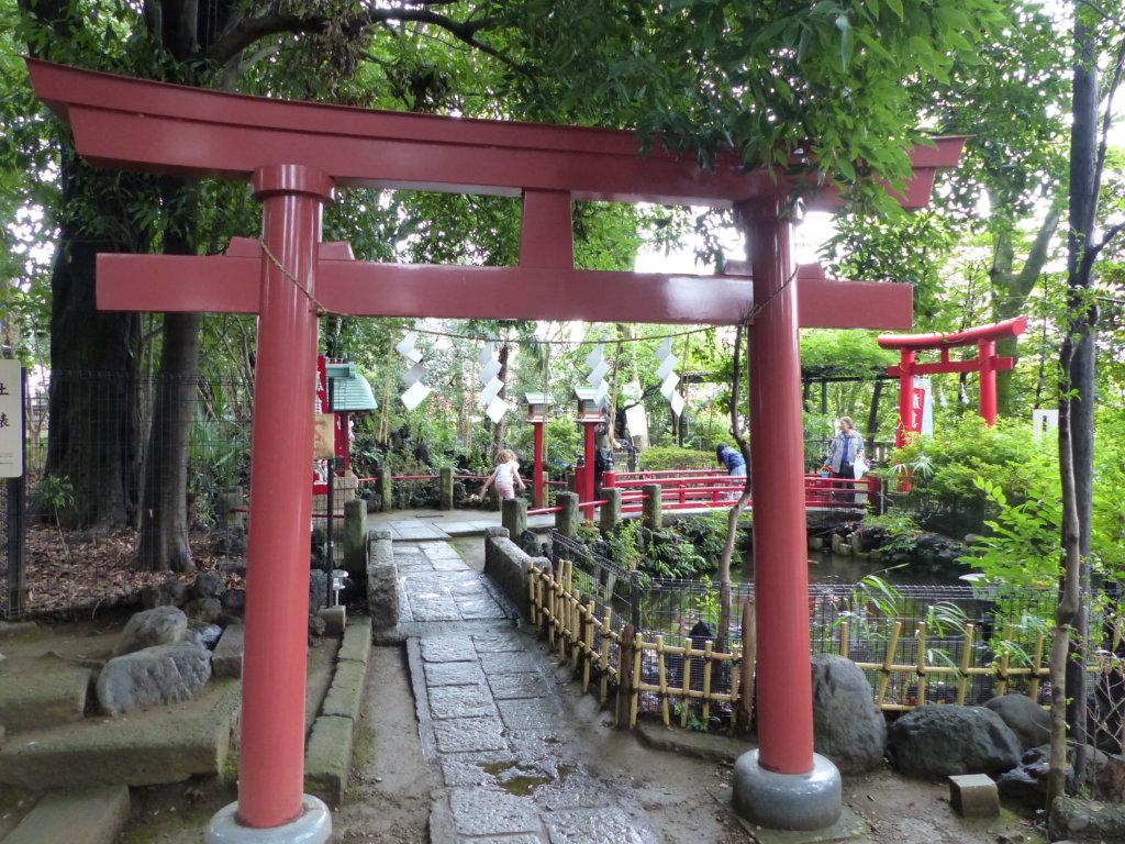 le temple des sumo