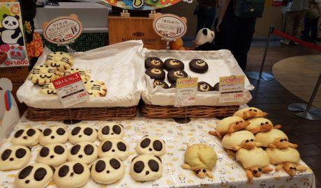 boulangerie kawaii à Ueno