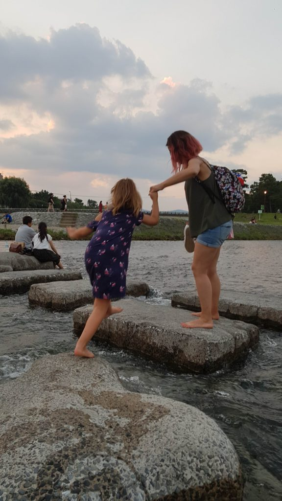 kamo-gawa la rivière
