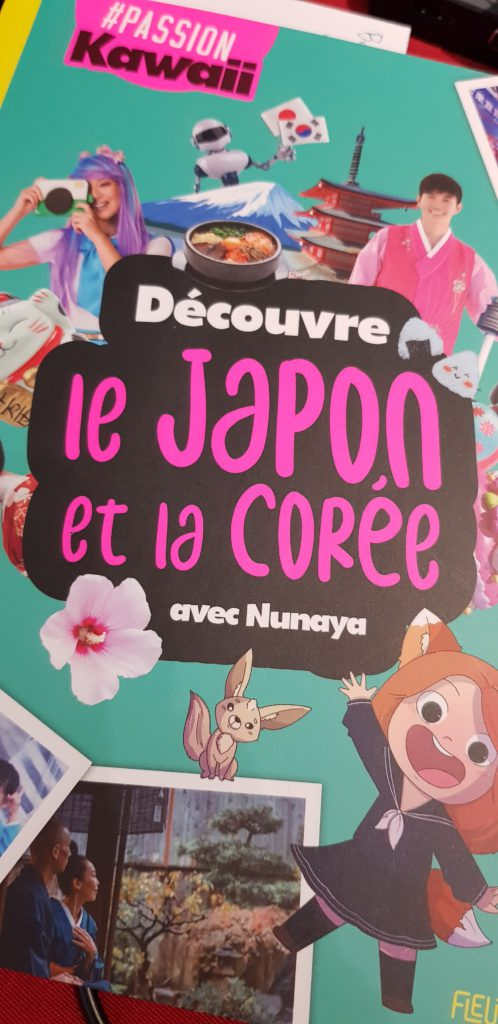 Découvre le Japon et la Corée avec Nunaya