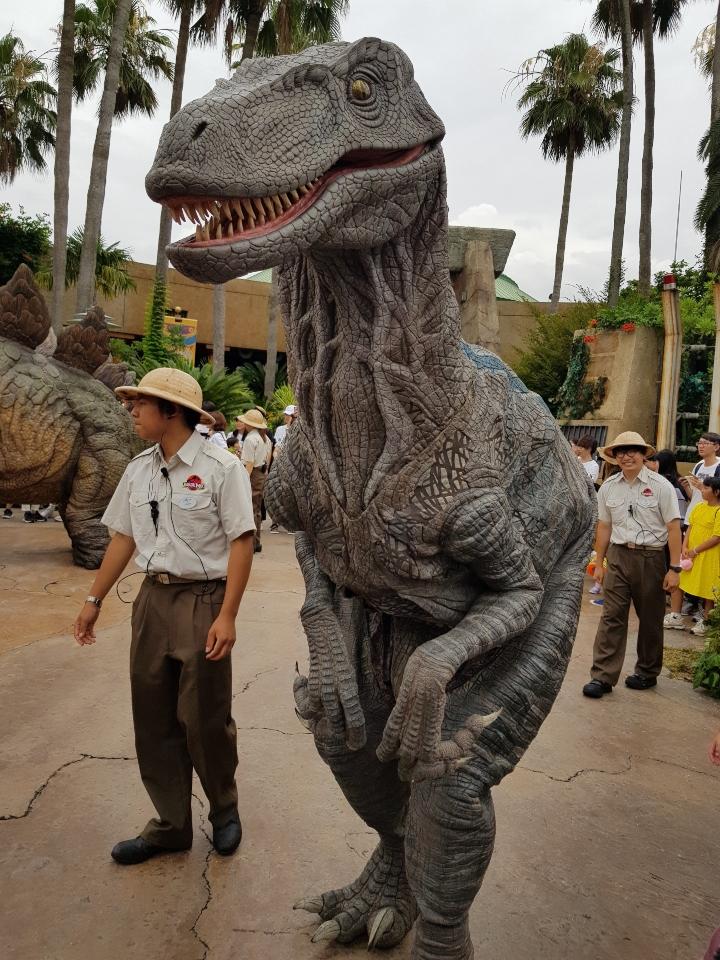 Universal-Studios-japan-dinosaures