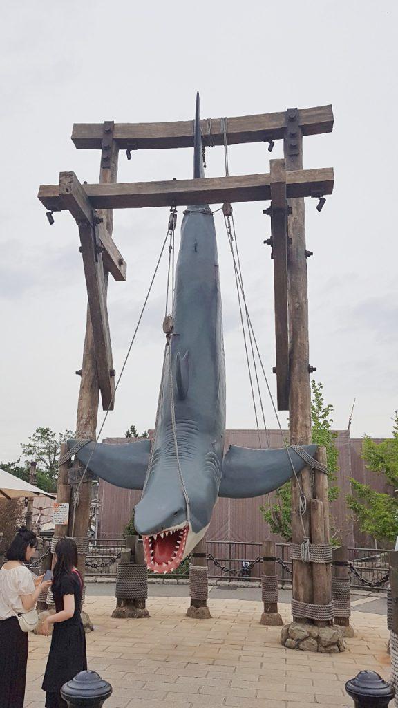 Universal-Studios-japan-requin