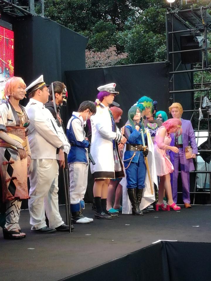 cosplay halloween ikebukuro